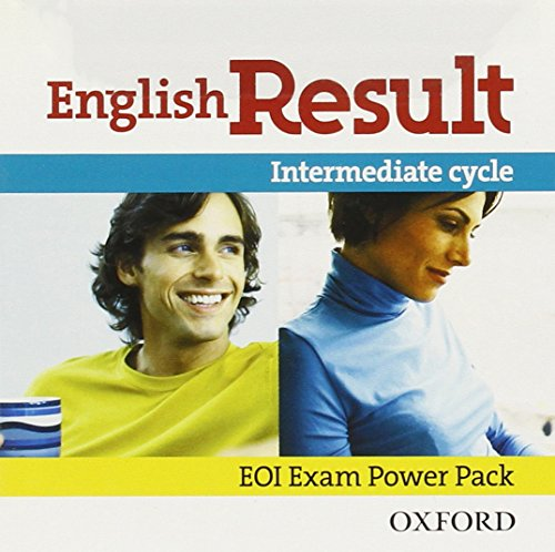 9782220016733: EOI Exam Power Pack. English Result. Intermediate Level