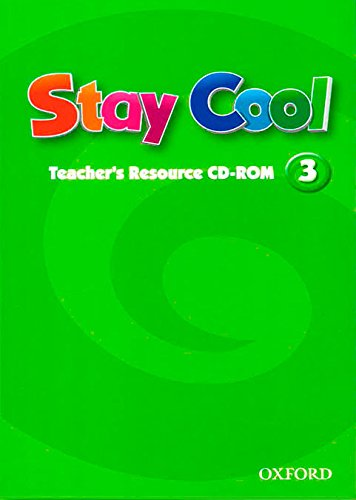 9782220018027: STAY COOL 3 TEACH CD-ROM