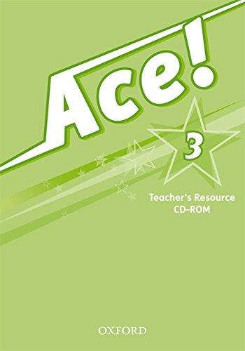 9782220023618: ACE 3 TEACH RESOURCE CD-ROM
