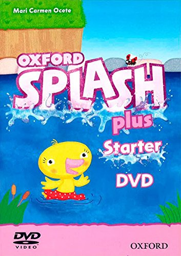 Splash Plus Starter. DVD (Spanish Edition) (9782220023649) by Varios Autores