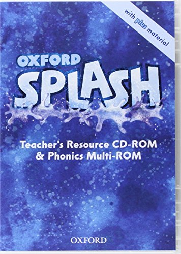 9782220023755: SPLASH TEACH CD-ROM & PHONICS M-ROM