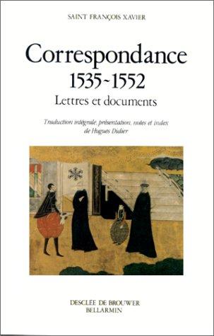 9782220026572: Correspondance 1535-1552 : Lettres et documents