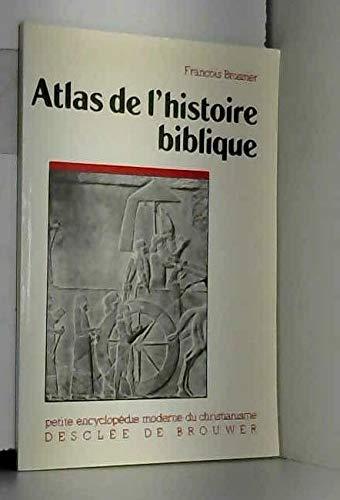 9782220026794: Atlas de l'histoire biblique