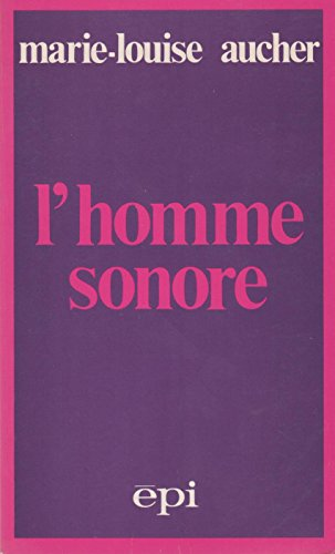 9782220027104: L'homme sonore
