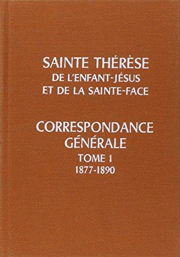 9782220029702: correspondance therese lisieux 1