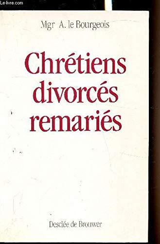 9782220031248: Chrétiens divorcés remariés