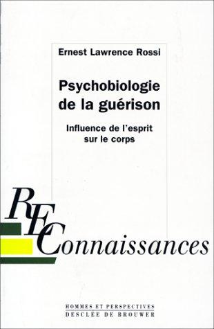 9782220035376: Psychobiologie de la guérison