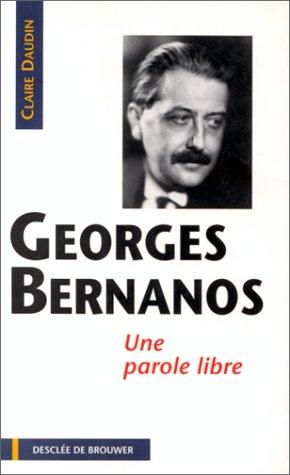 9782220042961: Georges Bernanos