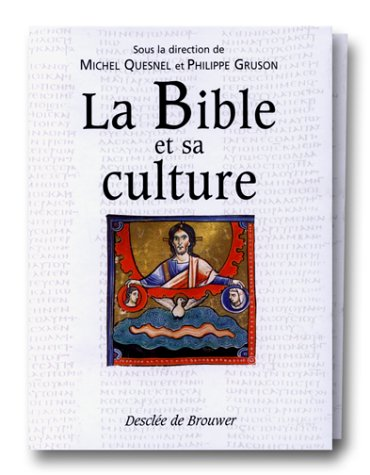9782220048321: La Bible et sa culture, coffret de 2 volumes