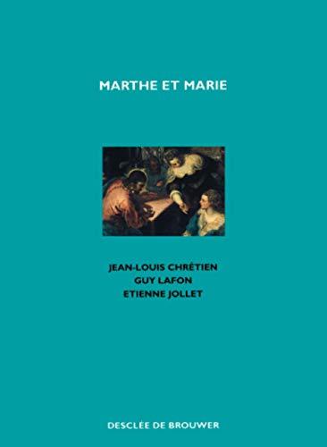 9782220050607: Marthe et Marie