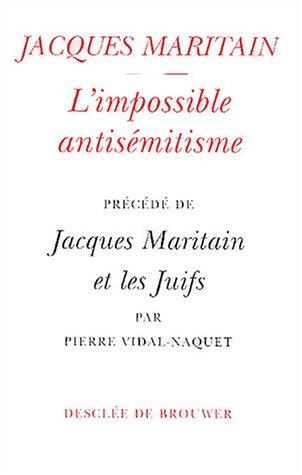 9782220053905: L'Impossible antisémitisme