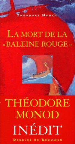 9782220054803: La mort de la Baleine rouge (French Edition)