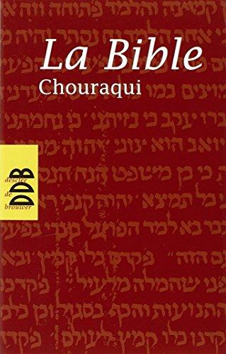 9782220058115: bible chouraqui economique n.ed