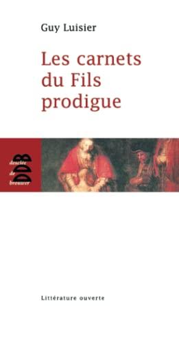 9782220061092: Les carnets du Fils Prodigue