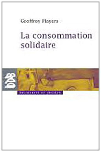 La consommation critique (French Edition): Jean-Louis Laville