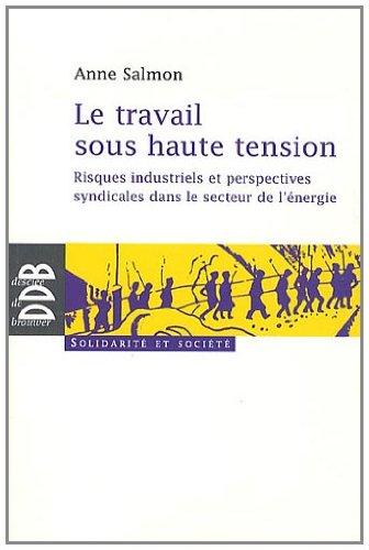 Le travail sous haute tension (French Edition): Anne Salmon