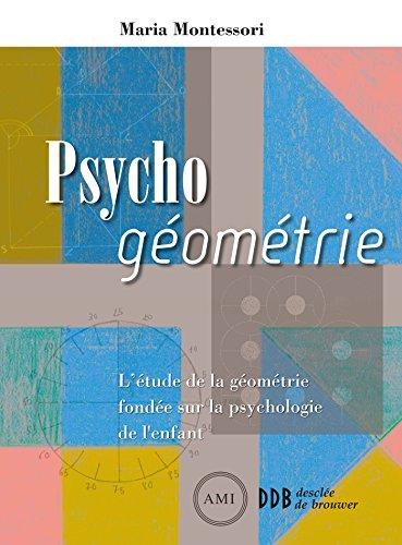 psycho-géometrie: Maria Montessori