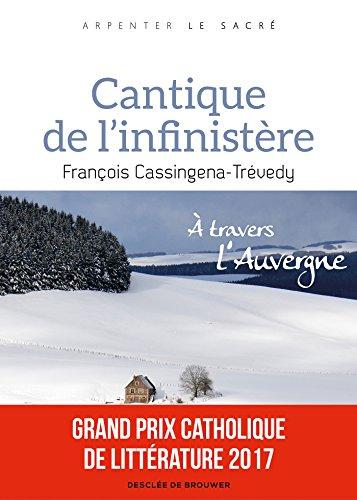 9782220081779: Cantique de l'infinistère: À travers l'Auvergne