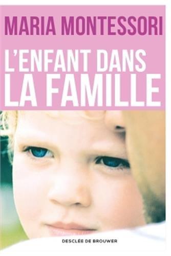 9782220083544: L'enfant dans la famille (Education)