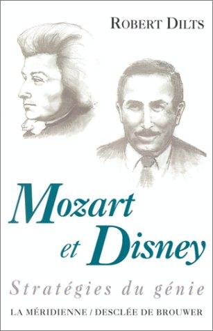 9782220307534: Mozart et Disney. Strat�gies du g�nie
