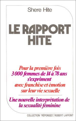 9782221000496: Le Rapport Hite