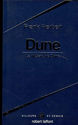 9782221001646: Dune - suivi de: Le Messie de Dune