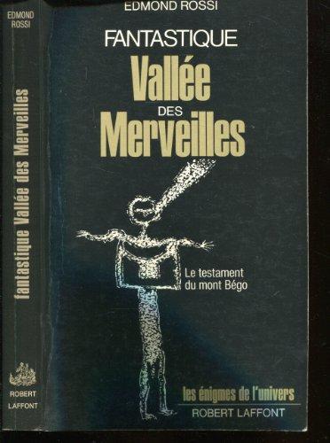 9782221002186: Fantastique Vallée des Merveilles