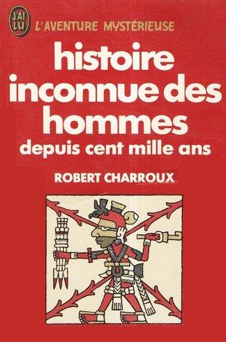 9782221002261: HISTOIRE INCONNUE DES HOMMES
