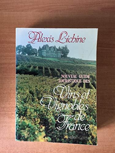 9782221003190: Vins et vignobles de France: Guide pratique et touristique