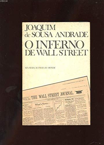 9782221006580: O Inferno de Wall street (Autour du monde)