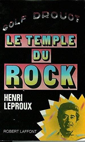 9782221007259: Le Temple du rock : Golf Drouot