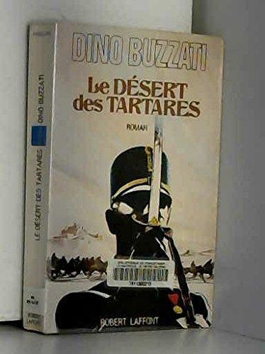 9782221008843: Le Desert Des Tartares