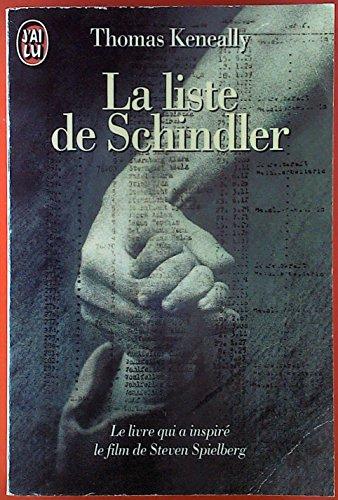 9782221011997: LISTE DE SCHINDLER