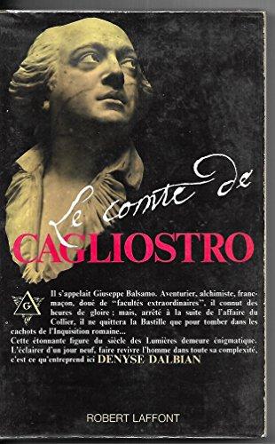 9782221012321: COMTE DE CAGLIOSTRO