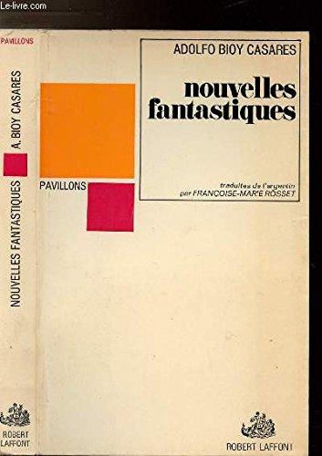 9782221015643: Nouvelles fantastiques