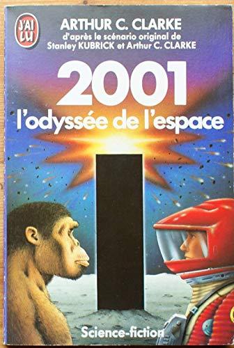 9782221019078: 2001, l'odyssée de l'espace