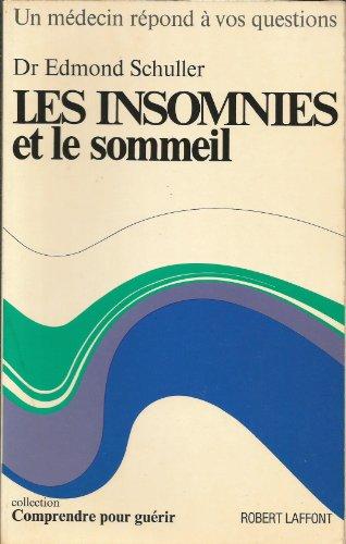 9782221037904: INSOMNIES ET LE SOMMEIL