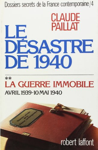 Dossiers secrets de la France contemporaine, tome: CLAUDE PAILLAT