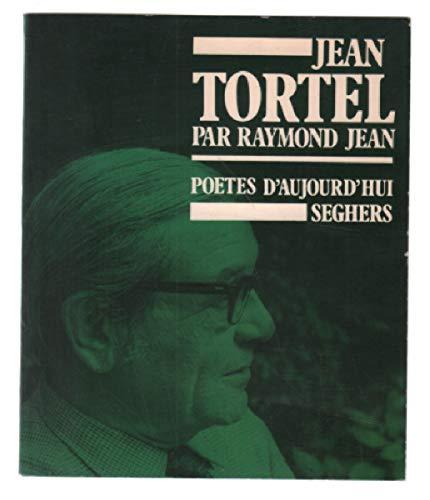 9782221043011: Jean Tortel, suivi d'un entretien avec Henri Deluy