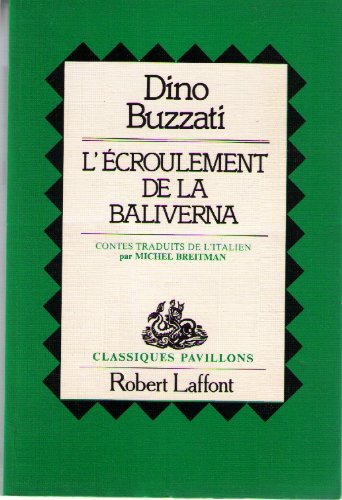 9782221043240: ECROULEMENT BALIVERNA