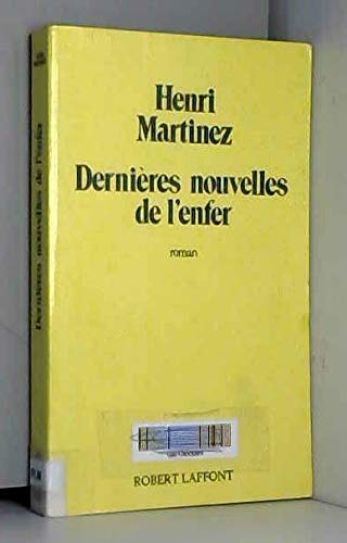 9782221044254: DERNIERES NOUVELLES DE L ENFER