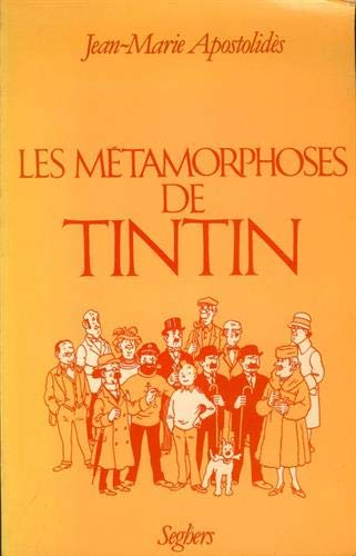 9782221044544: Les metamorphoses de Tintin (French Edition)