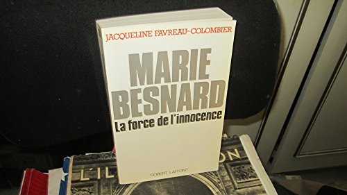 9782221044742: Marie Besnard, la force de l'innocence (French Edition)