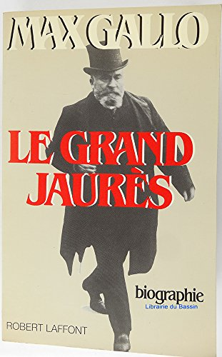 9782221045718: Le grand Jaures (French Edition)