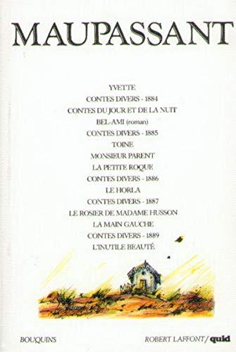 9782221047392: Contes et nouvelles - maupassant - roman - tome 2 (Bouquins)