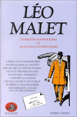 9782221048597: Oeuvres de Léo Malet, tome 2 : Les enquetes de nestor burma et les nouveaux mysteres de paris