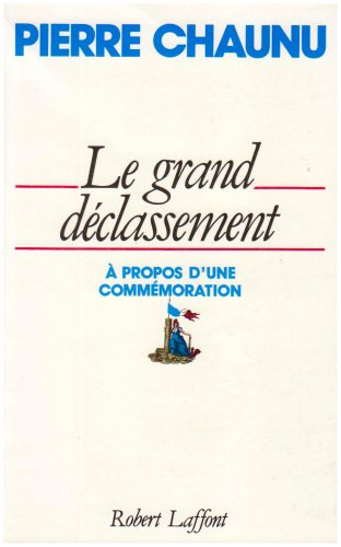 9782221048986: GRAND DECLASSEMENT