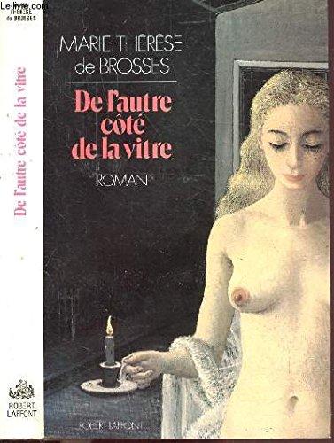 9782221049198: De l'autre cote de la vitre: Roman (French Edition)