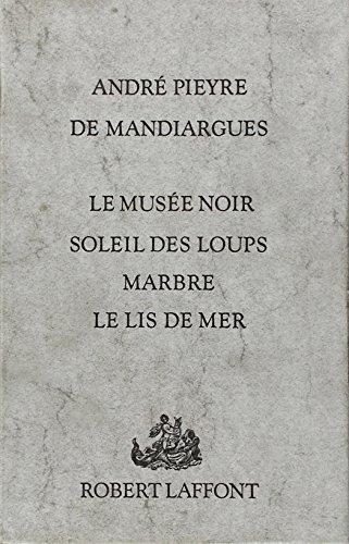 Coffret mandiargues (2221051971) by Pieyre de Mandiargues, André