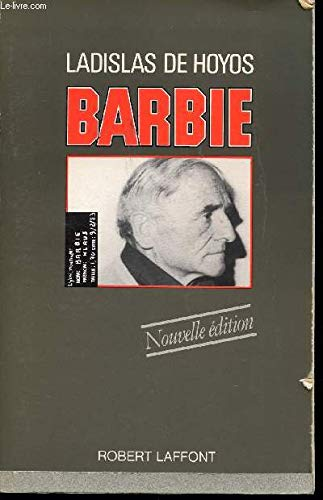 9782221053911: BARBIE